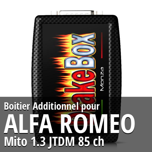 Boitier Additionnel Alfa Romeo Mito 1.3 JTDM 85 ch