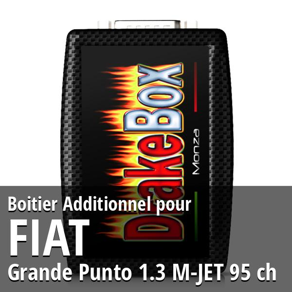 Boitier Additionnel Fiat Grande Punto 1.3 M-JET 95 ch