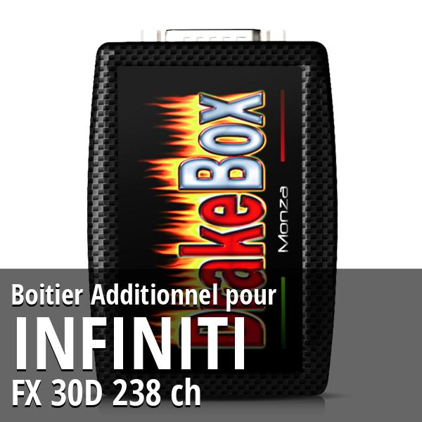 Boitier Additionnel Infiniti FX 30D 238 ch