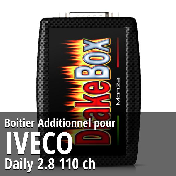 Boitier Additionnel Iveco Daily 2.8 110 ch
