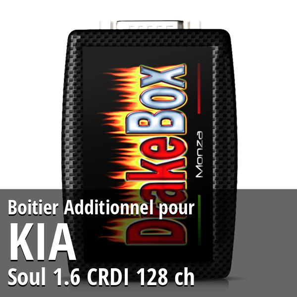 Boitier Additionnel Kia Soul 1.6 CRDI 128 ch