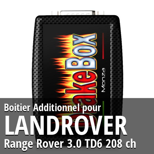 Boitier Additionnel Landrover Range Rover 3.0 TD6 208 ch