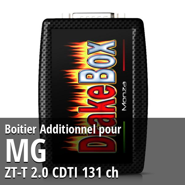 Boitier Additionnel Mg ZT-T 2.0 CDTI 131 ch