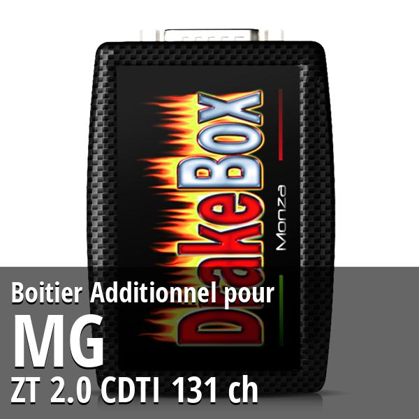 Boitier Additionnel Mg ZT 2.0 CDTI 131 ch