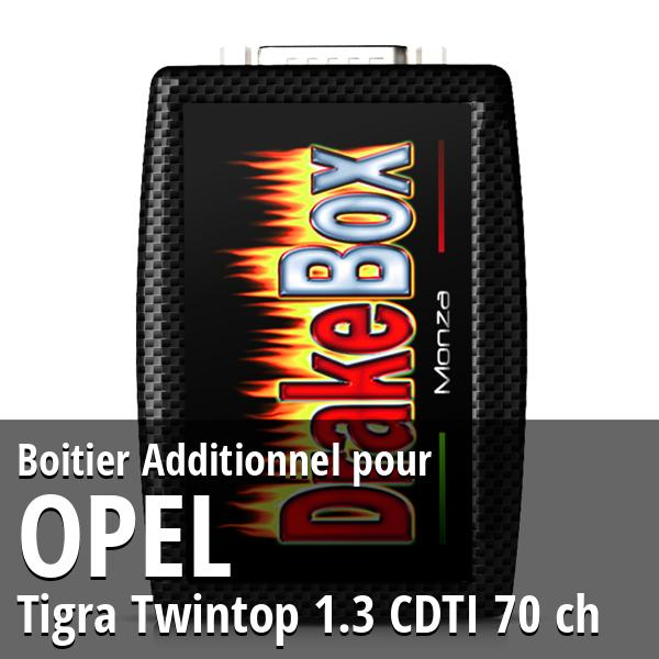 Boitier Additionnel Opel Tigra Twintop 1.3 CDTI 70 ch