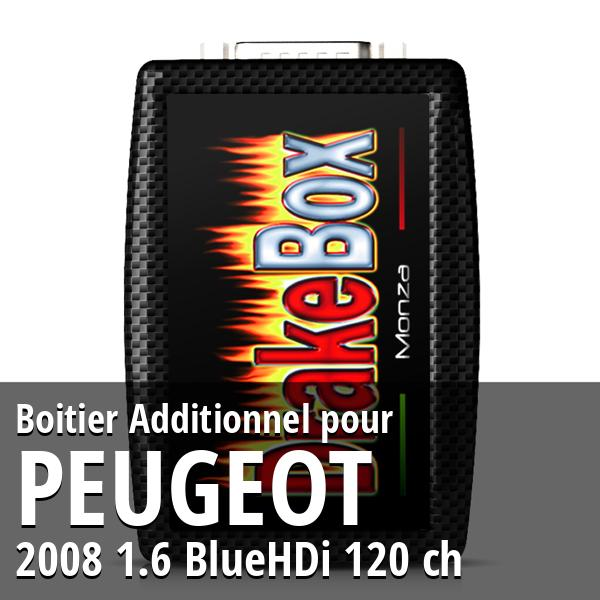 Boitier Additionnel Peugeot 2008 1.6 BlueHDi 120 ch