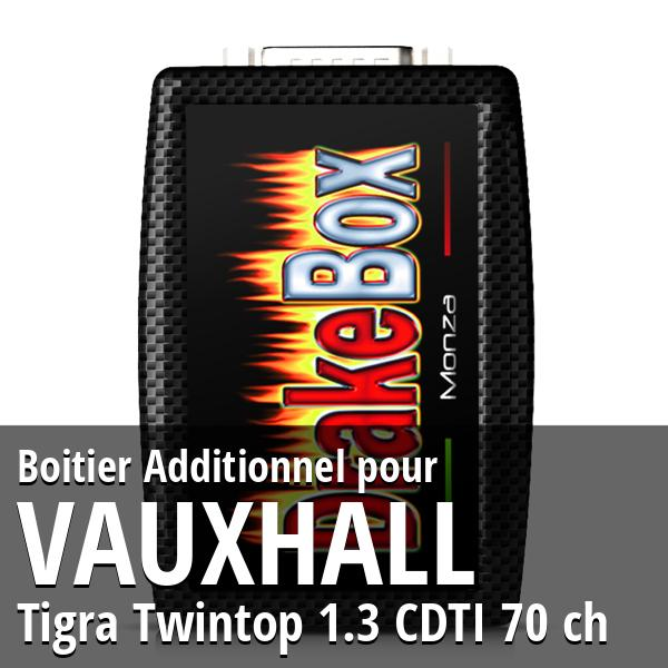 Boitier Additionnel Vauxhall Tigra Twintop 1.3 CDTI 70 ch
