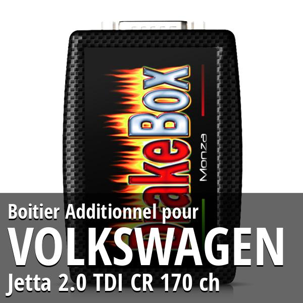 Boitier Additionnel Volkswagen Jetta 2.0 TDI CR 170 ch