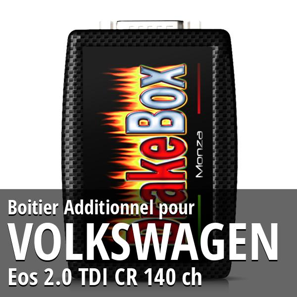 Boitier Additionnel Volkswagen Eos 2.0 TDI CR 140 ch